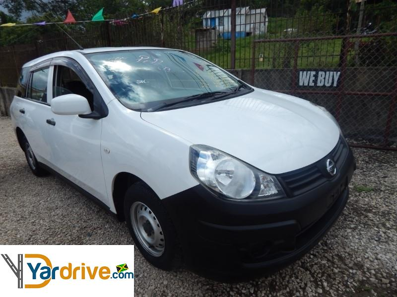 2013 Used Nissan Ad Wagon Wagon For Sale In Jamaica Call For Price Yardrive Vehicle Id Yd616715145
