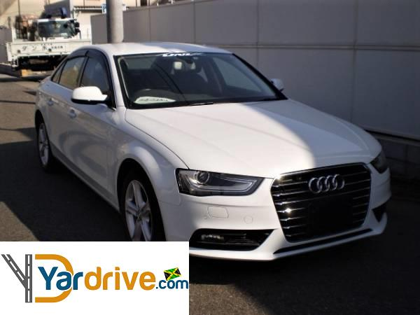 Cars For Sale In Jamaica 2015 Used Audi A4 Sedan