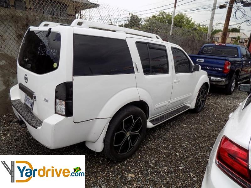 2006 Nissan Pathfinder For Sale >> 2006 Used Nissan Pathfinder Other For Sale In Jamaica