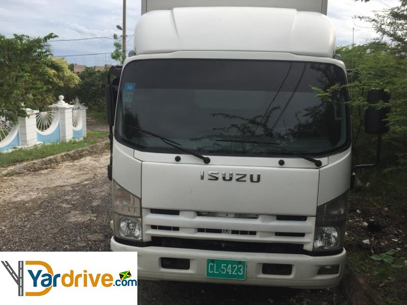 Cars For Sale In Jamaica 2012 Used Isuzu Box Truck Other $3,000,000
