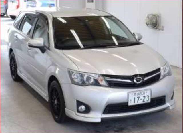 Cars For Sale In Jamaica With Financing: Cars For Sale In Jamaica 2013 Used Toyota Fielder Wagon