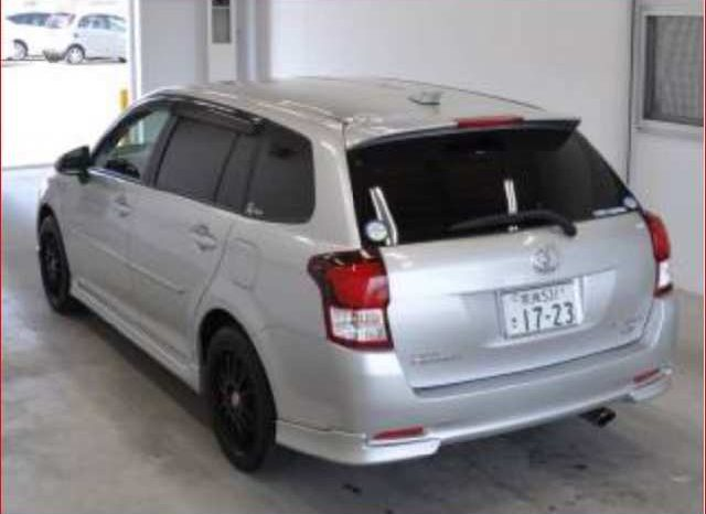 2013 Used Toyota Fielder Wagon For Sale In Jamaica Call For Price