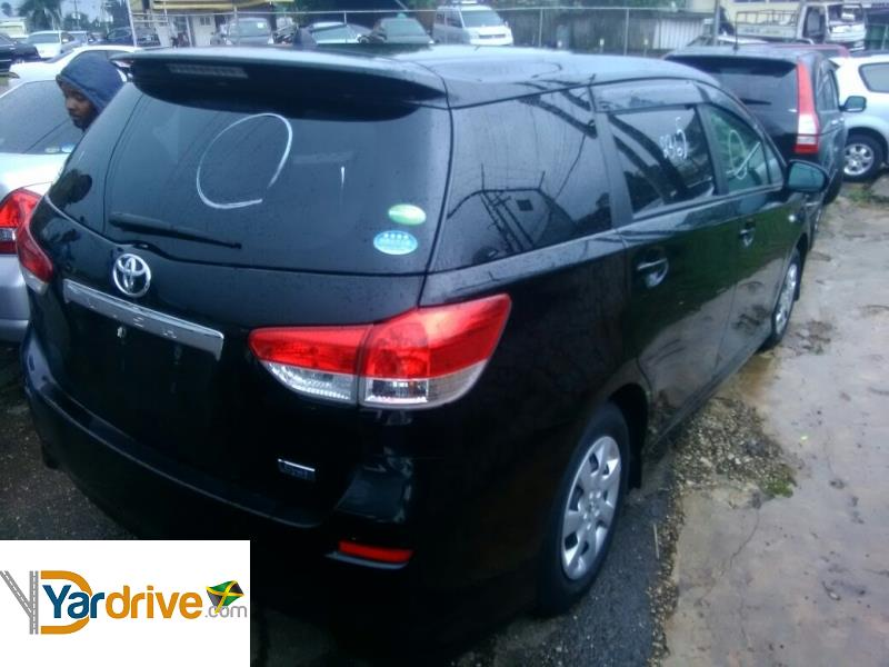 2012 Used Toyota Wish Hatchback For Sale In Jamaica Call