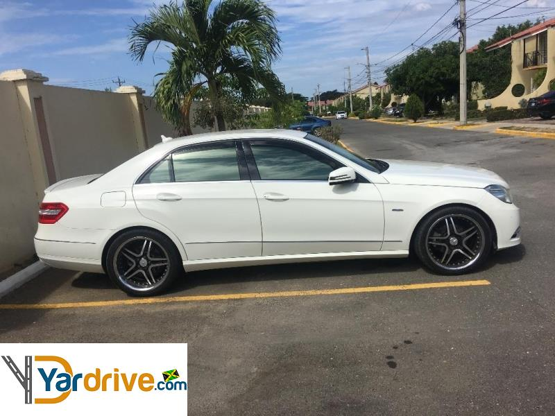 2012 Used Mercedes-Benz E220 Other For Sale In Jamaica