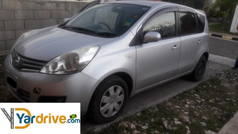 0d67500004 Cars for sale in Jamaica 2011 Used Nissan Note Hatchback  900