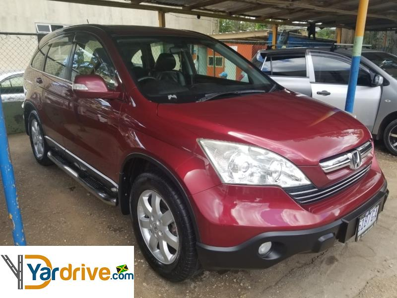 2008 Used Honda Cr V Suv For Sale In Jamaica Call For Price
