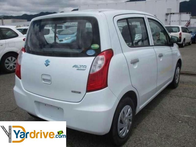 2013 Used Suzuki Alto Hatchback For Sale In Jamaica