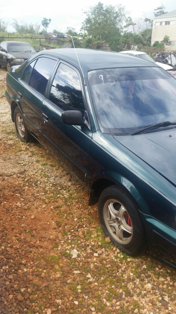 1995 Used Toyota Tercel Sedan For Sale In Jamaica 330000 1990 Hatchback Yd031660570 Vehicle Photo