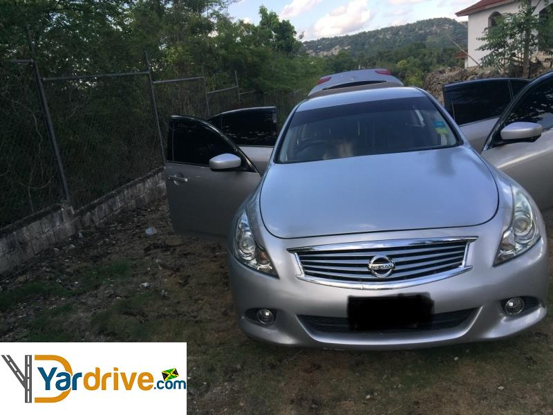 2010 Used Nissan Skyline 250gt Other For Sale In Jamaica 1700000