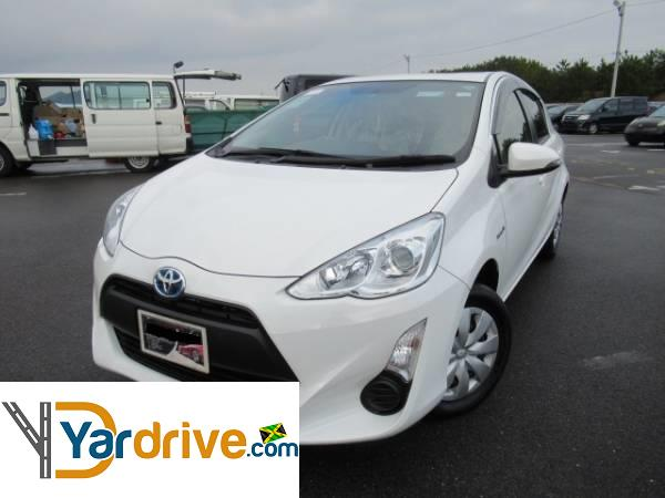 2015 Used Toyota Aqua Hatchback For Sale In Jamaica