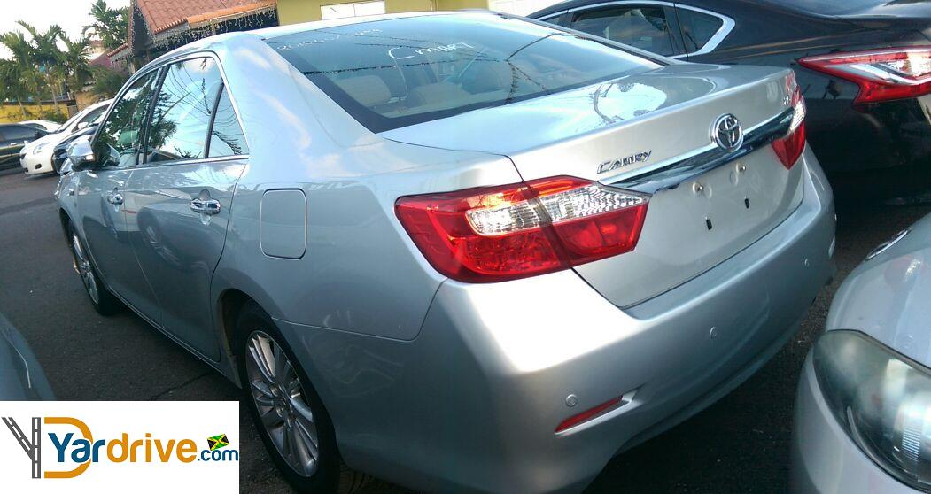 2015 Used Toyota Camry Sedan For Sale In Jamaica Call For Price