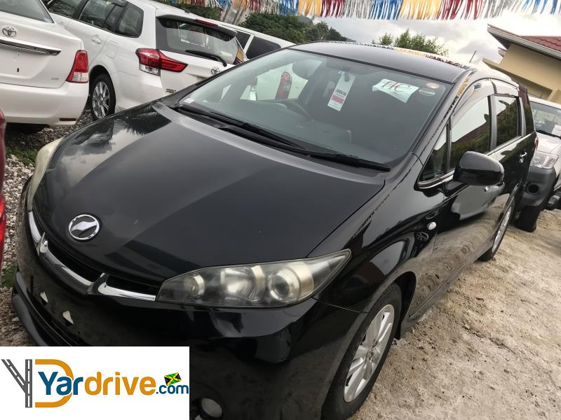2009 Used Toyota Wish Hatchback For Sale In Jamaica