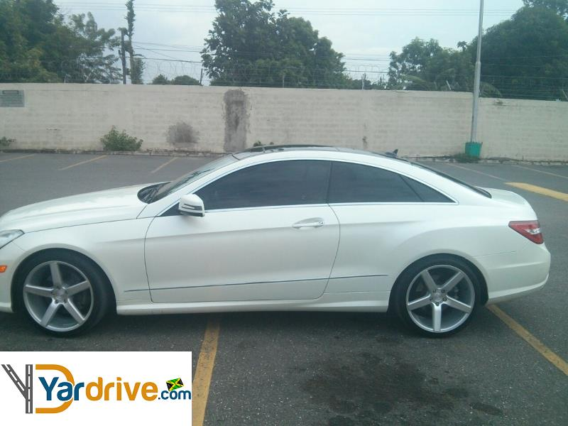 2011 Used Mercedes Benz E350 Coupe Other For Sale In Jamaica