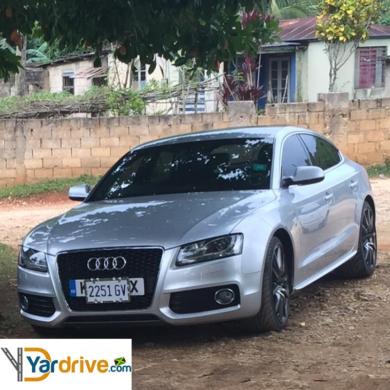 2010 Used Audi A5 Other For Sale In Jamaica $3,000,000