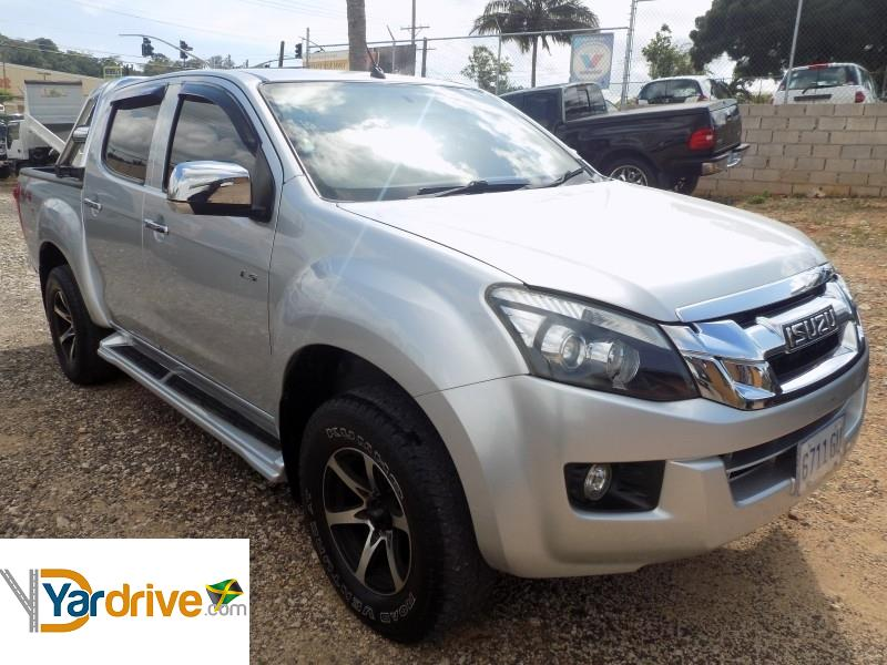 Isuzus For Sale In Jamaica By Dealers And Private Owners