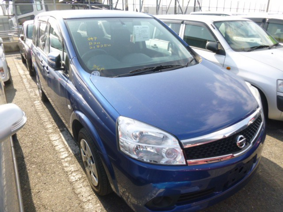 Cars For Sale In Jamaica 2009 Used Nissan Lafesta