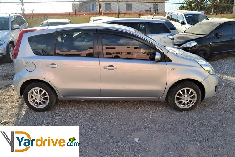 f85a326048 Cars for sale in Jamaica 2011 Used Nissan Note Hatchback  850