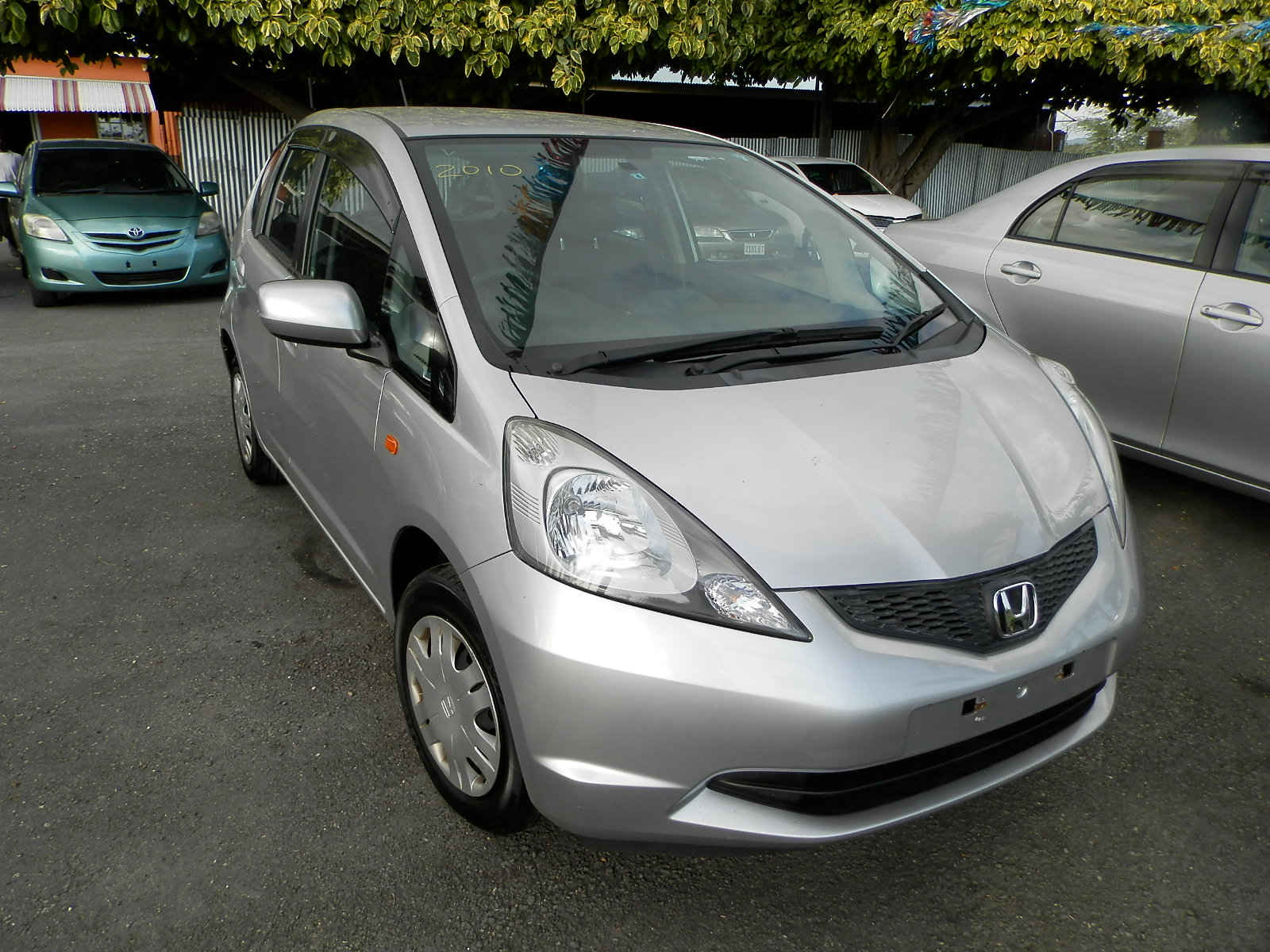 Cars For Sale In Jamaica 2010 Used Honda Fit Hatchback Call For Price