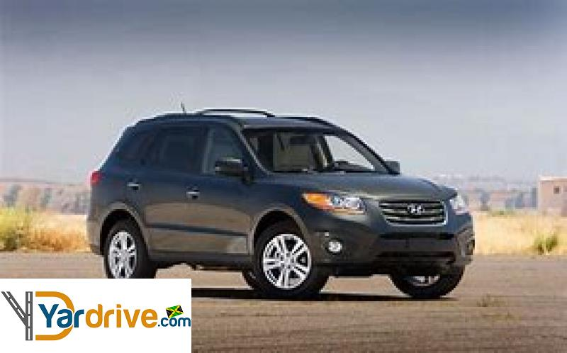 2011 Used Hyundai Santa Fe Other For Sale In Jamaica