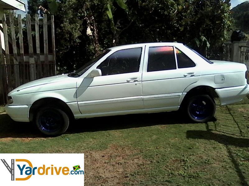 Cars For Sale In Jamaica >> 1992 Used Nissan Sunny B13 Other For Sale In Jamaica