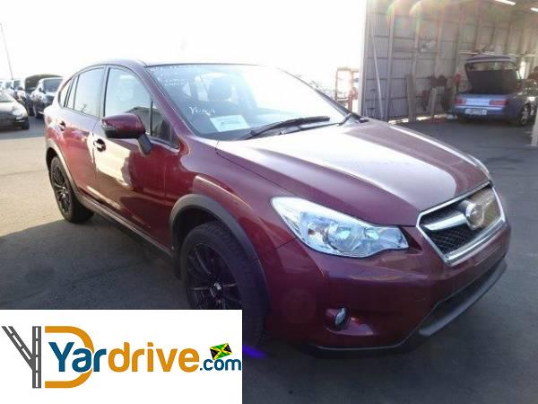 2015 Used Subaru Xv Suv For Sale In Jamaica Call For Price