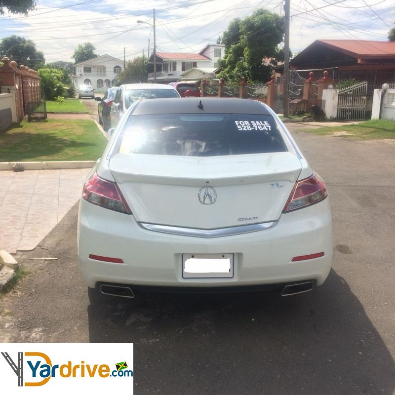 2013 Used Acura TL Sedan For Sale In Jamaica $4,400,000