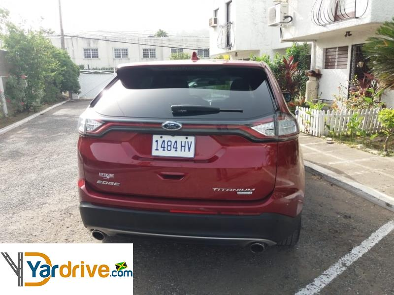 Cars For Sale In Jamaica  Used Ford Edge Other
