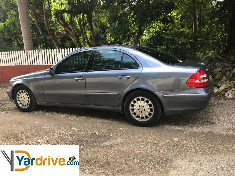 2005 Used Mercedes-Benz E200 Other For Sale In Jamaica