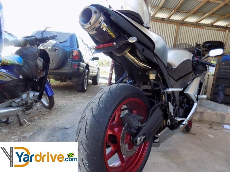 2007 Used Kawasaki Bike Other For Sale In Jamaica Call For Price