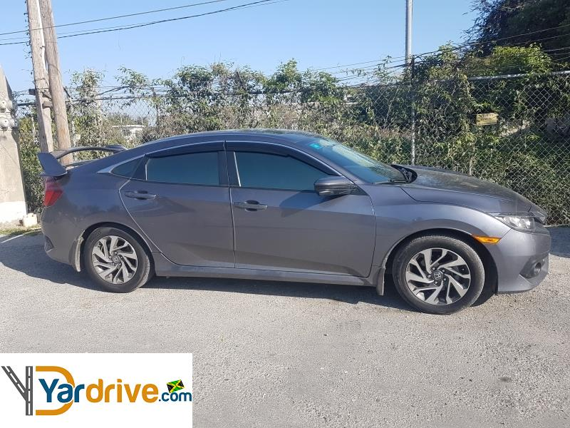 cars for sale in jamaica 2016 used honda civic sedan 3 300 000 yardrive vehicle id yd609633971. Black Bedroom Furniture Sets. Home Design Ideas