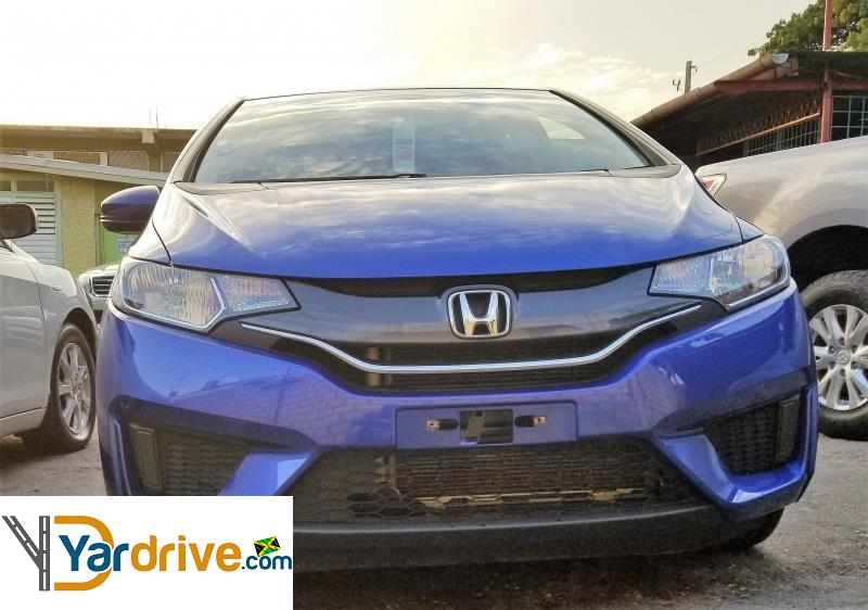 2014 Used Honda Fit Hatchback For Sale In Jamaica