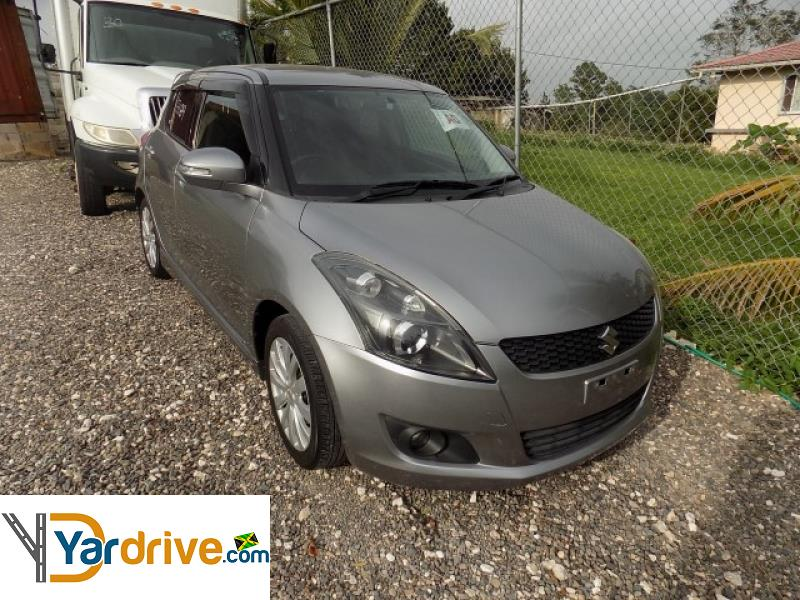 2015 Used Suzuki Swift Hatchback For Sale In Jamaica