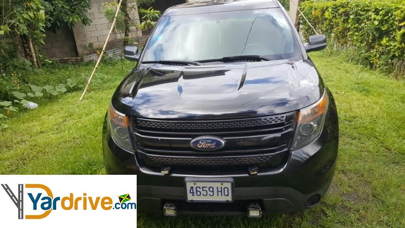 Cars For Sale In Jamaica  Used Ford Explorer Other