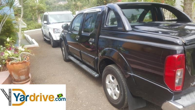 eea06c70d4 Cars for sale in Jamaica 2008 Used Nissan Navara Truck Call for price