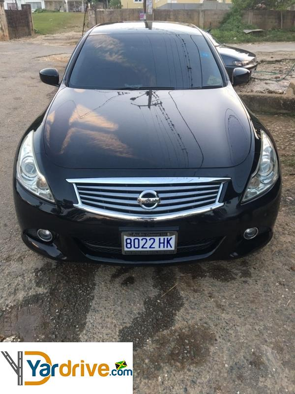 Cars For Sale In Jamaica 2010 Used Nissan Skyline 250GT Other ...