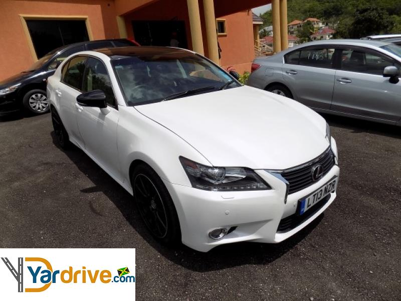 2013 Used Toyota Lexus GS 250 Other for sale in Jamaica $4,800,000 ...