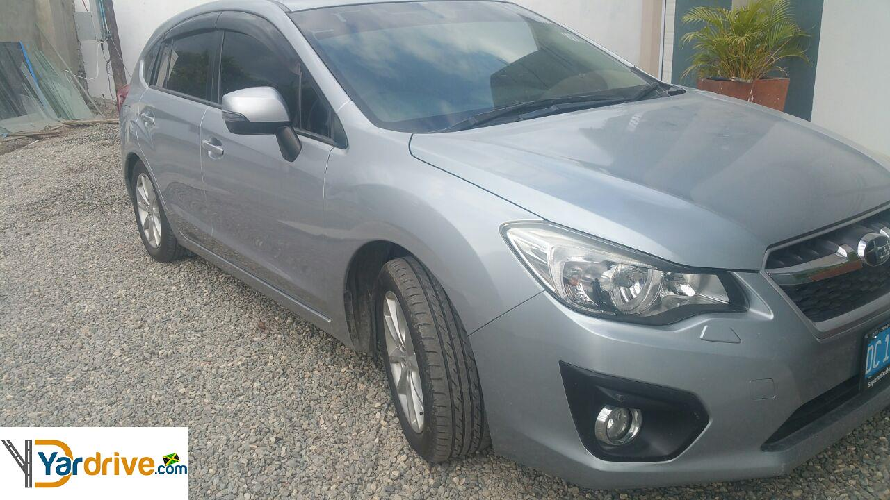 Cars For Sale In Jamaica 2012 Used Subaru Impreza