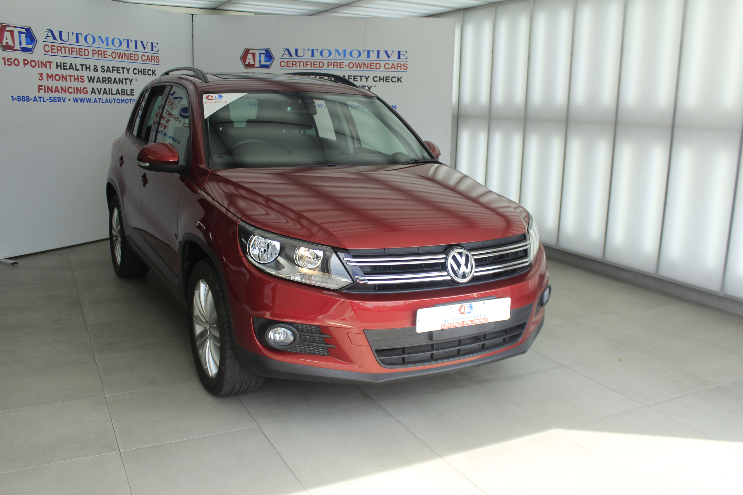 Cars For Sale In Jamaica With Financing: Cars For Sale In Jamaica 2014 Used Volkswagen Tiguan SUV