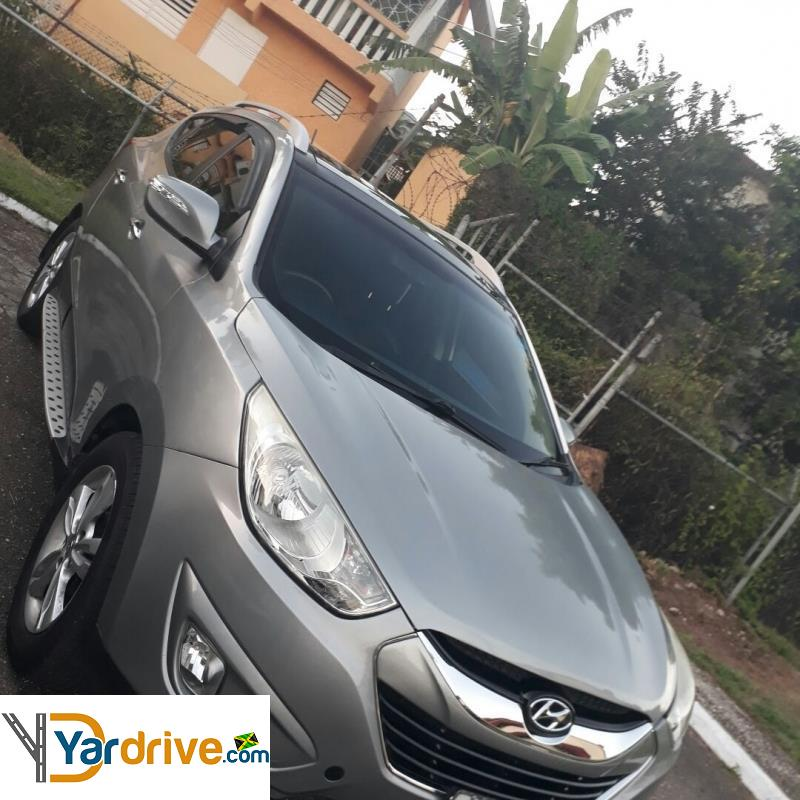 2013 Used Hyundai Tucson Other For Sale In Jamaica