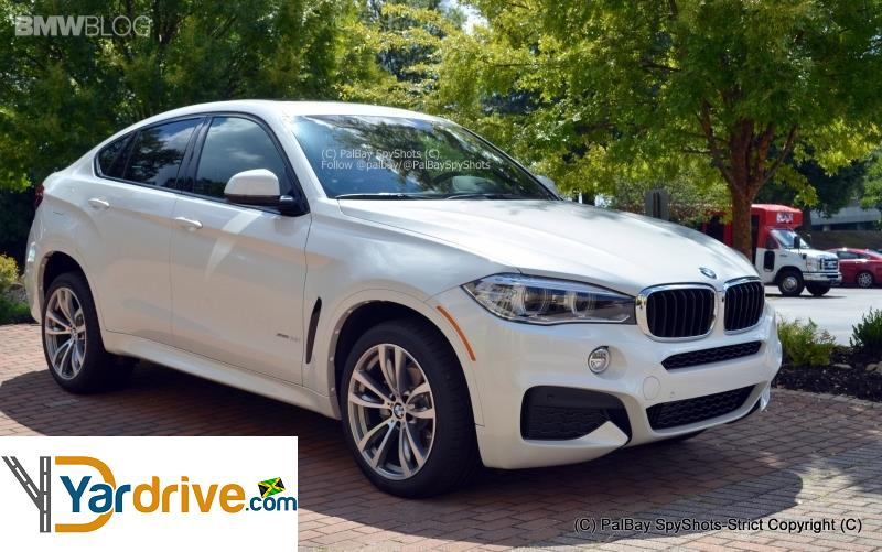 2016 Used Bmw X6 Suv For Sale In Jamaica 13 000 000 Yardrive