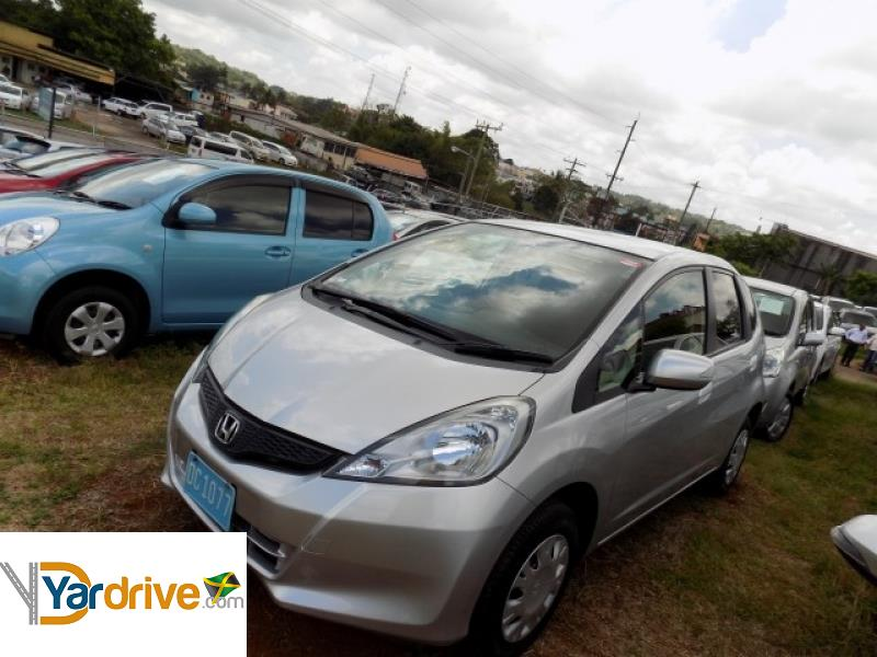 Cars For Sale In Jamaica 2013 Used Honda Fit Hatchback Call For Price