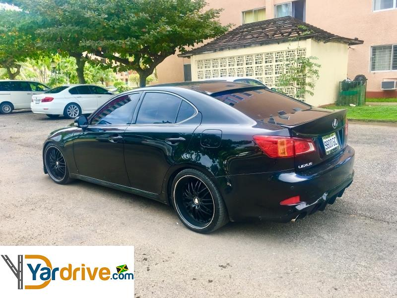 2010 Used Lexus Is250 Other For Sale In Jamaica 2 999 999