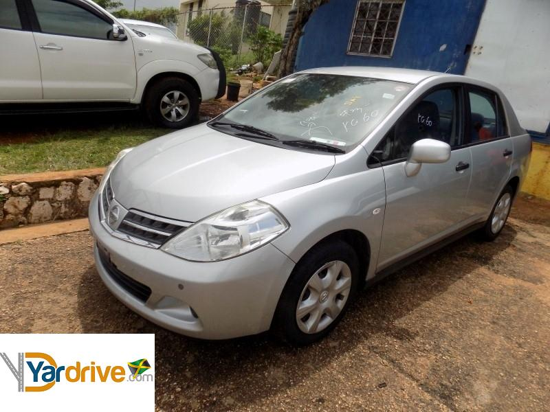 2011 Used Nissan Tiida Hatchback For Sale In Jamaica Call