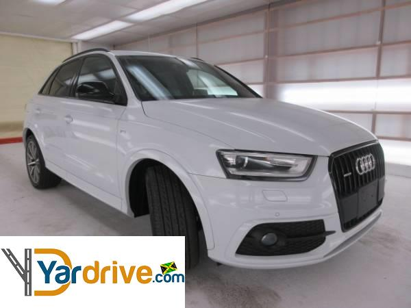 2013 Used Audi Q3 Suv For Sale In Jamaica 4 200 000 Yardrive
