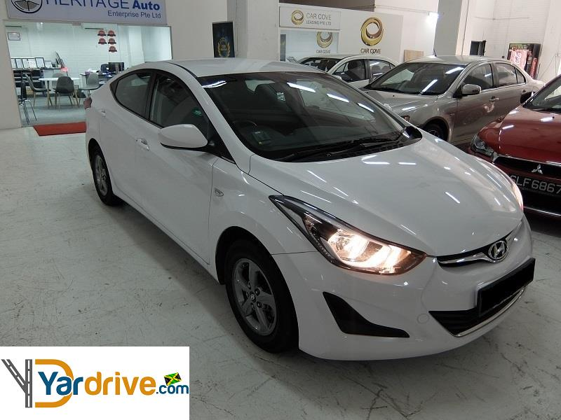 2014 Used Hyundai Elantra Other For Sale In Jamaica