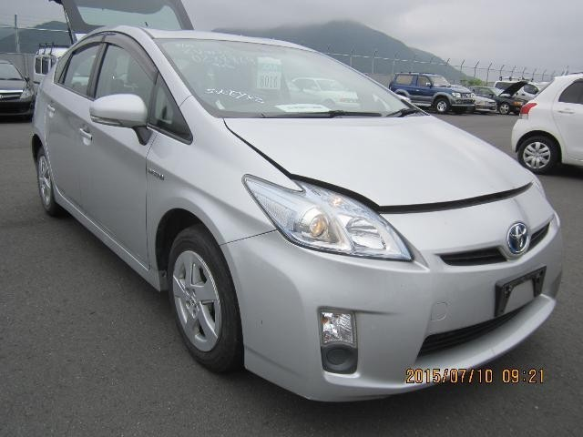 2011 Used Toyota Prius Hatchback For Sale In Jamaica