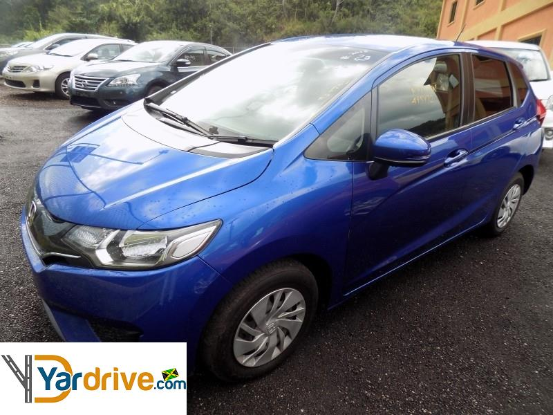 2015 Used Honda Fit Hatchback For Sale In Jamaica