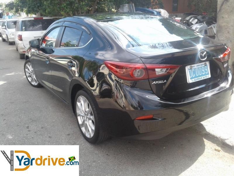 2016 Used Mazda Axela Hatchback For Sale In Jamaica