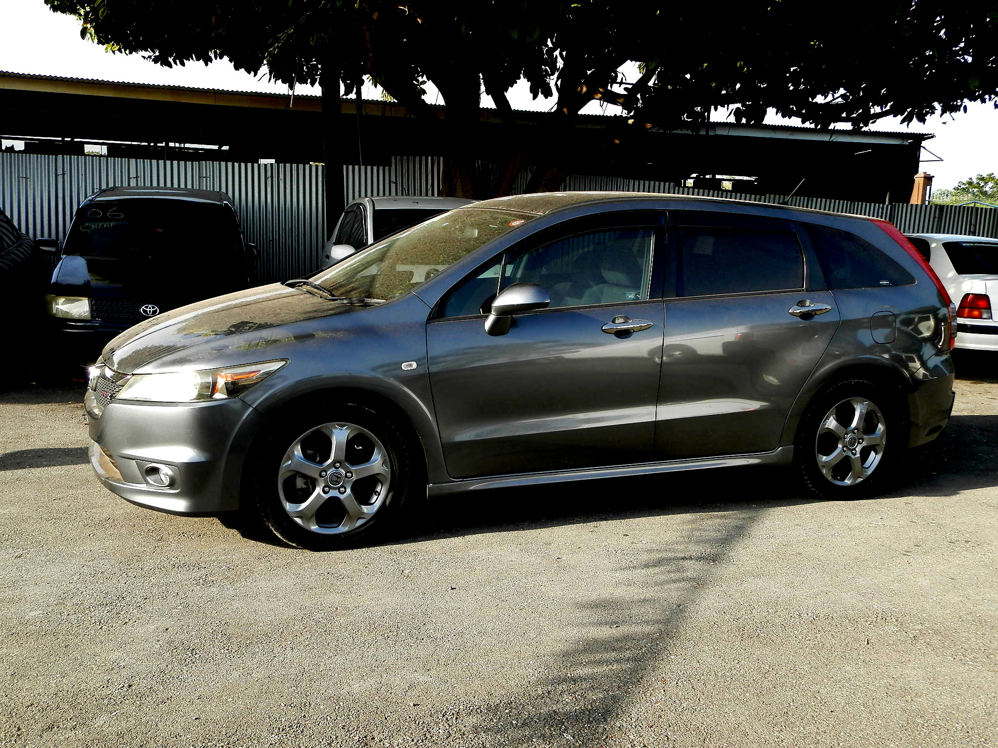 2009 Used Honda Stream Rsz Hatchback For Sale In Jamaica Call For