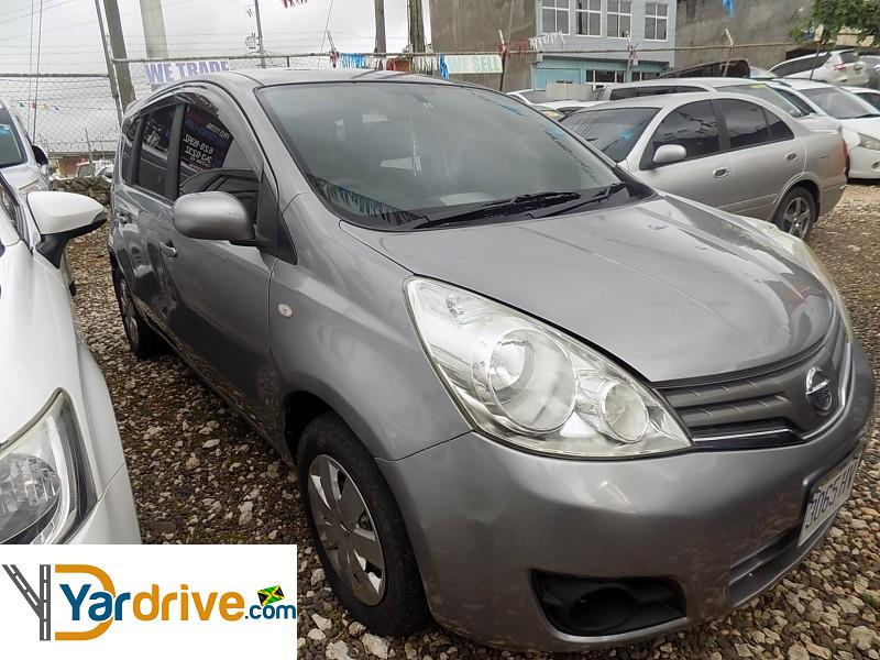 2009 Used Nissan Note Hatchback For Sale In Jamaica